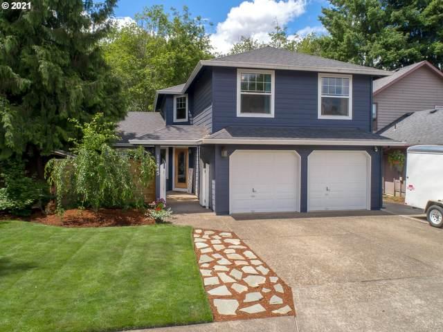 11845 SW Wilton Ave, Tigard, OR 97223 (MLS #21349241) :: Keller Williams Portland Central