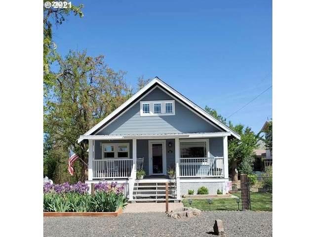 122 W Sprague St, Echo, OR 97826 (MLS #21349486) :: Fox Real Estate Group