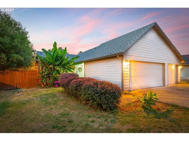 112 NE 102ND St, Vancouver, WA 98685 (MLS #21349617) :: Fox Real Estate Group