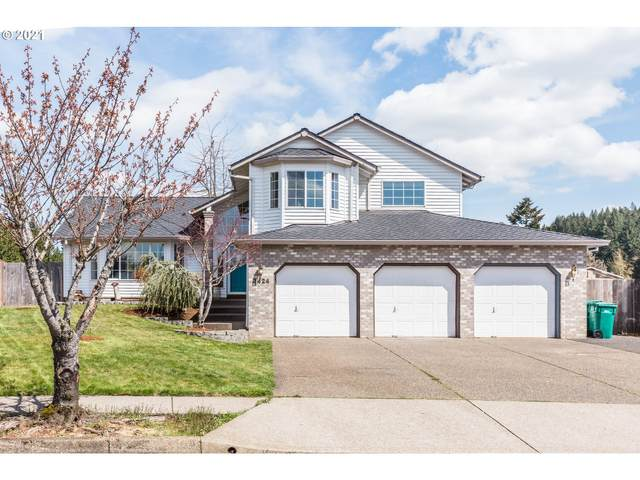 3424 SW Miller Dr, Gresham, OR 97080 (MLS #21349702) :: Next Home Realty Connection