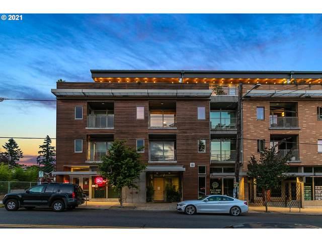4216 N Mississippi Ave #405, Portland, OR 97217 (MLS #21349735) :: Windermere Crest Realty