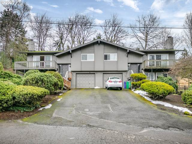 9120 SW 38TH Ave, Portland, OR 97219 (MLS #21349750) :: Beach Loop Realty