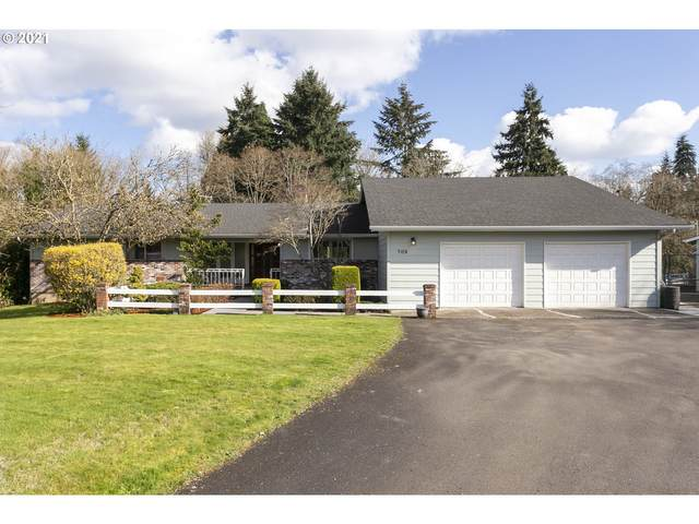709 NE 112TH St, Vancouver, WA 98685 (MLS #21349840) :: Duncan Real Estate Group