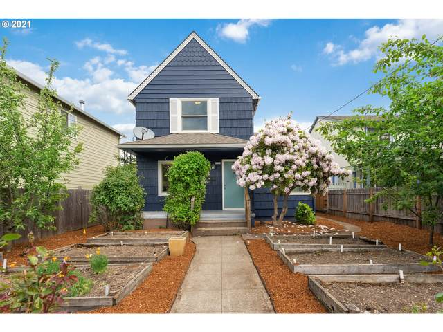 6729 SE Mall St, Portland, OR 97206 (MLS #21349887) :: The Pacific Group