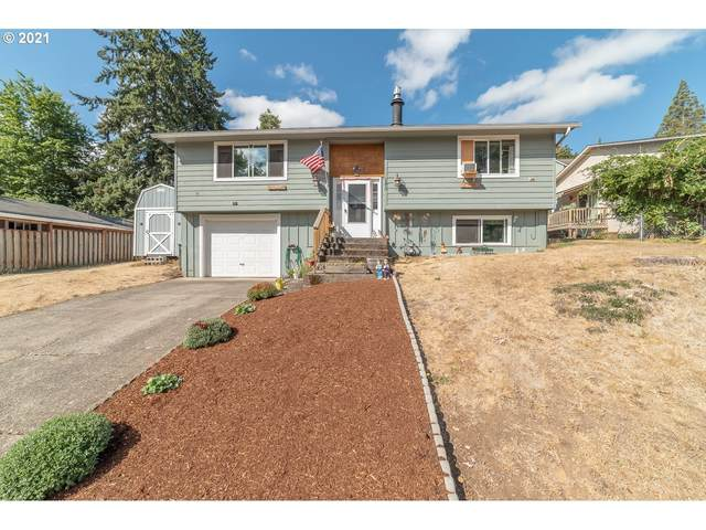 1270 Evergreen Ln, Sweet Home, OR 97386 (MLS #21349999) :: Change Realty