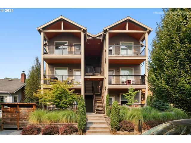 3963 N Montana Ave, Portland, OR 97227 (MLS #21350091) :: Keller Williams Portland Central