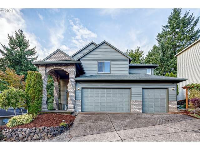 13643 SE Eastridge St, Portland, OR 97236 (MLS #21350230) :: Premiere Property Group LLC