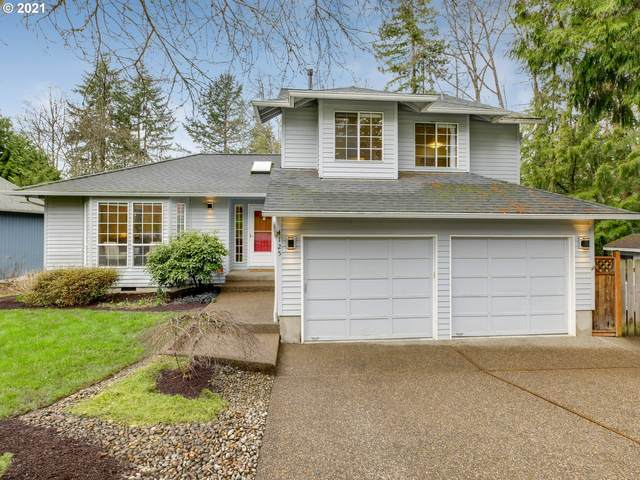 4125 SW 94TH Ave, Portland, OR 97225 (MLS #21350305) :: Song Real Estate