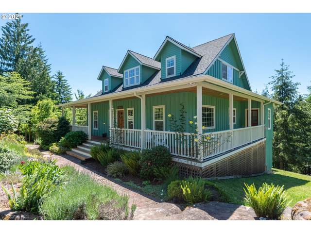 37722 SE Wildcat Mountain Dr, Eagle Creek, OR 97022 (MLS #21350361) :: Fox Real Estate Group