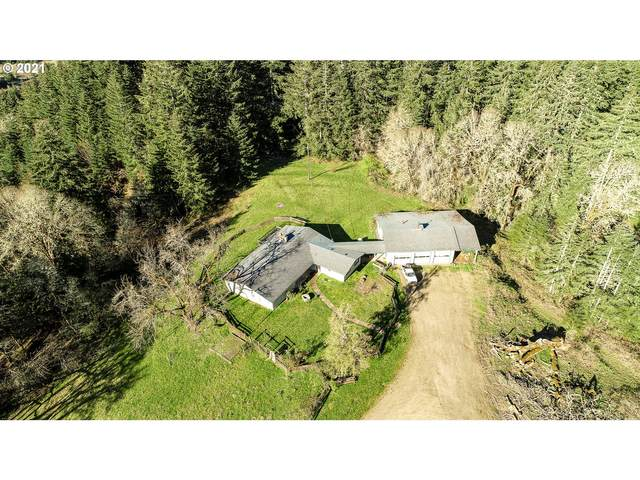19181 SW Rock Creek Rd, Sheridan, OR 97378 (MLS #21350504) :: RE/MAX Integrity