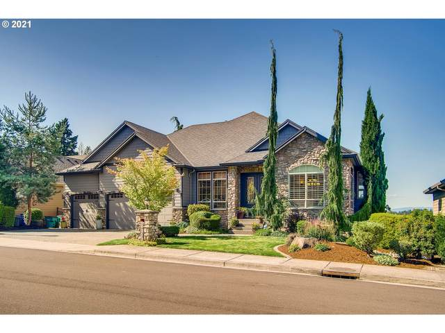 2506 NE 163RD St, Ridgefield, WA 98642 (MLS #21350555) :: McKillion Real Estate Group