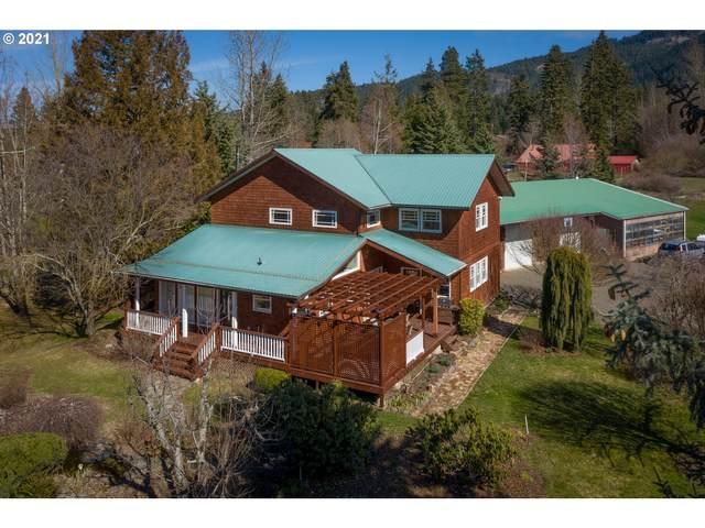 6139 Hwy 35, Mt Hood Prkdl, OR 97041 (MLS #21350624) :: Fox Real Estate Group