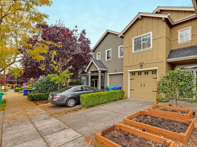 9709 N Jersey St, Portland, OR 97203 (MLS #21351017) :: Brantley Christianson Real Estate