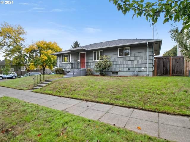 9224 N Van Houten Ave, Portland, OR 97203 (MLS #21351068) :: Real Estate by Wesley
