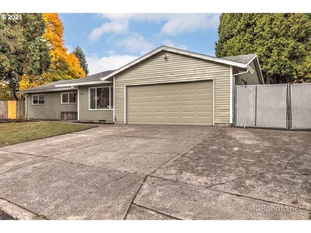 1845 SE Cochran Dr, Gresham, OR 97080 (MLS #21351080) :: Brantley Christianson Real Estate