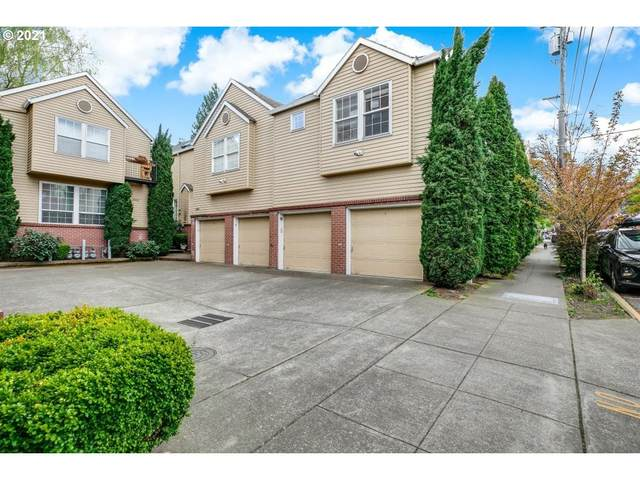 2030 NW Lovejoy St #9, Portland, OR 97209 (MLS #21351368) :: The Liu Group