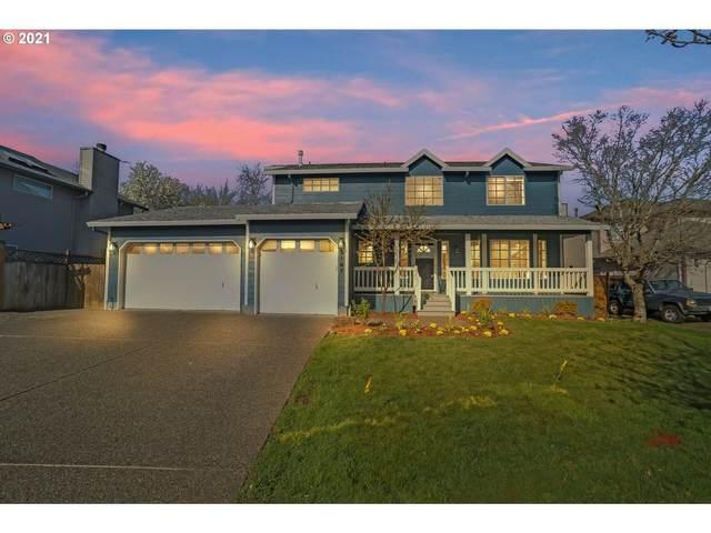 3197 SW Tegart Ave, Gresham, OR 97080 (MLS #21351736) :: Brantley Christianson Real Estate