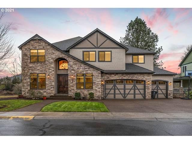 218 Misty Dr, Woodland, WA 98674 (MLS #21351818) :: Duncan Real Estate Group