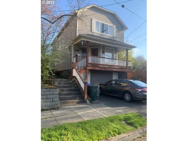 1415 SE Rhine St, Portland, OR 97202 (MLS #21351930) :: Holdhusen Real Estate Group