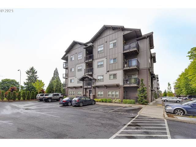 13875 SW Meridian St #220, Beaverton, OR 97005 (MLS #21352042) :: The Liu Group