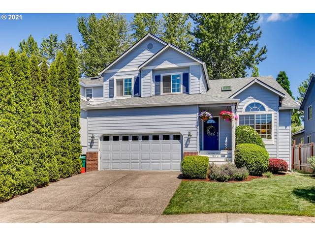 14757 NW Glacier Ln, Beaverton, OR 97006 (MLS #21352223) :: Brantley Christianson Real Estate