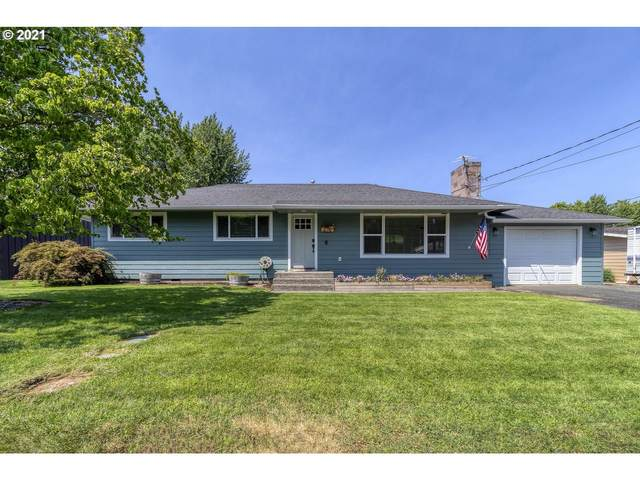 216 Parkview St, Milton-Freewater, OR 97862 (MLS #21352568) :: Beach Loop Realty