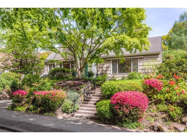 6834 SE Reed College Pl, Portland, OR 97202 (MLS #21352594) :: Stellar Realty Northwest