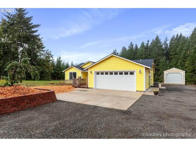 16911 S Howards Mill Rd, Beavercreek, OR 97004 (MLS #21353160) :: Townsend Jarvis Group Real Estate