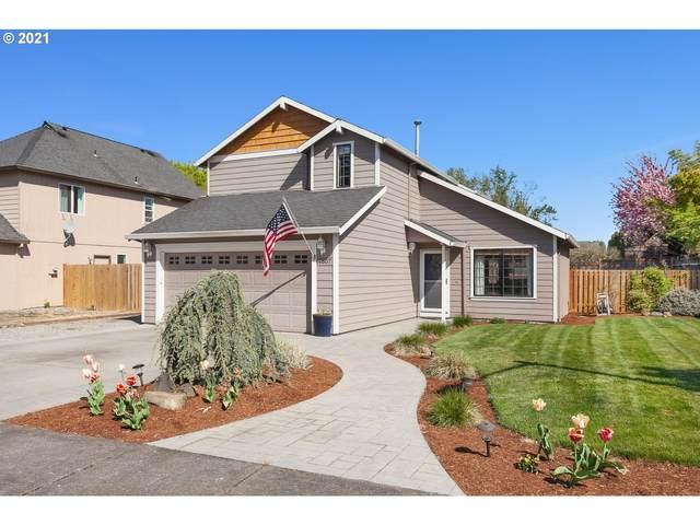 4607 SE Mason Hill Dr, Milwaukie, OR 97222 (MLS #21353393) :: McKillion Real Estate Group