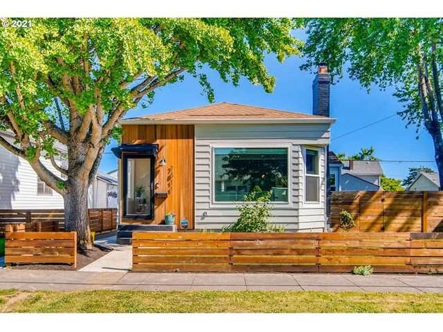 7811 SE Morrison St, Portland, OR 97215 (MLS #21353825) :: Real Tour Property Group