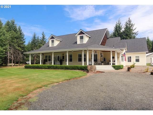 88962 Falcon Dr, Elmira, OR 97437 (MLS #21353969) :: Song Real Estate