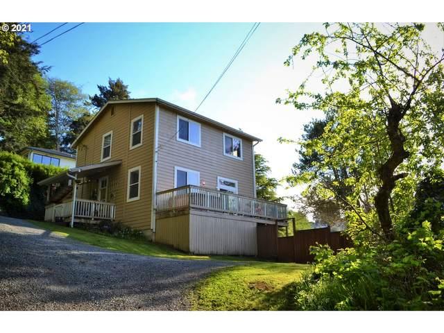 1225 N 7TH Ct, Coos Bay, OR 97420 (MLS #21354146) :: Song Real Estate