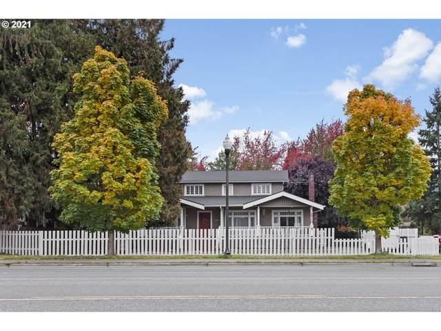 15770 SW Farmington Rd, Beaverton, OR 97007 (MLS #21354292) :: Brantley Christianson Real Estate