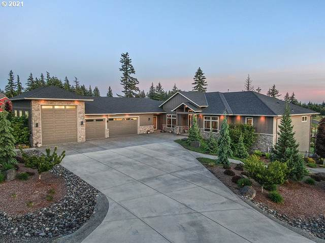 307 Milky Way Dr, Woodland, WA 98674 (MLS #21354424) :: The Pacific Group