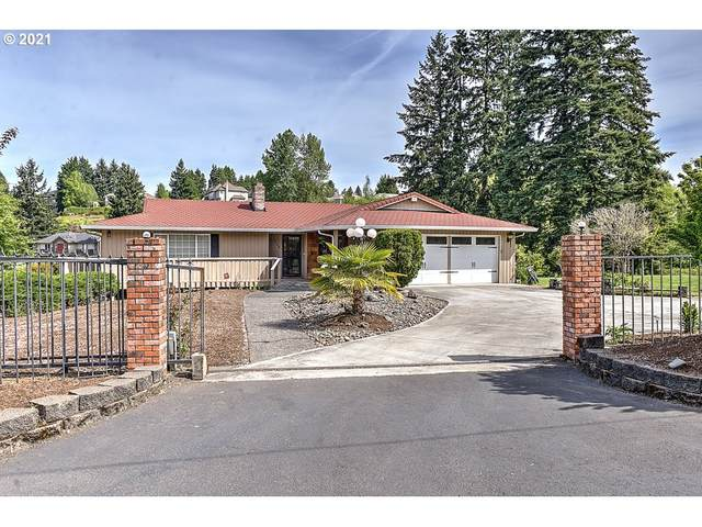 1708 NW Sluman Rd, Vancouver, WA 98665 (MLS #21354562) :: Duncan Real Estate Group
