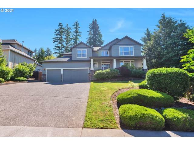 10268 SE Champagne Ln, Happy Valley, OR 97086 (MLS #21354686) :: Fox Real Estate Group
