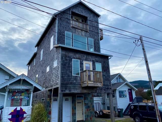 454 S Hwy 101 Hwy, Rockaway Beach, OR 97136 (MLS #21354846) :: Song Real Estate