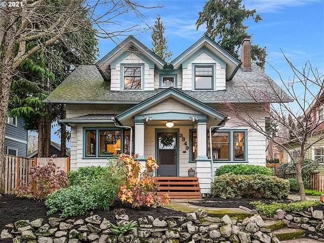 3349 NE Tillamook St, Portland, OR 97212 (MLS #21354911) :: Townsend Jarvis Group Real Estate