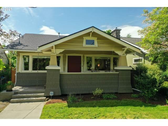 860 NE Ainsworth St, Portland, OR 97211 (MLS #21354936) :: Holdhusen Real Estate Group