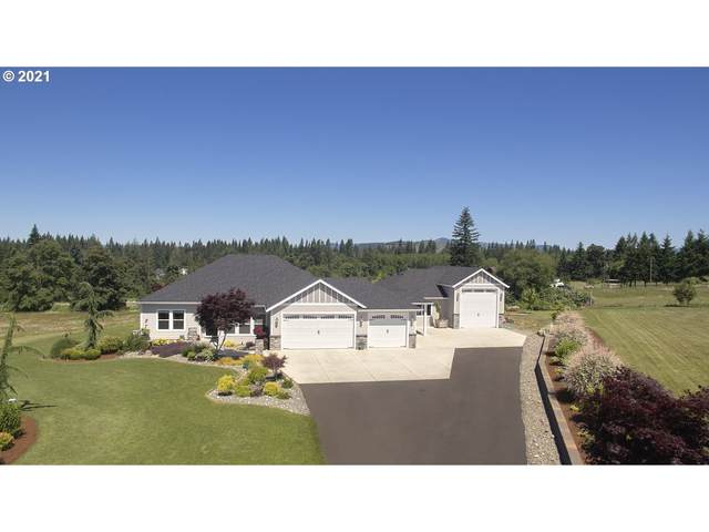 34300 NE 116TH Ave, La Center, WA 98629 (MLS #21355029) :: Townsend Jarvis Group Real Estate