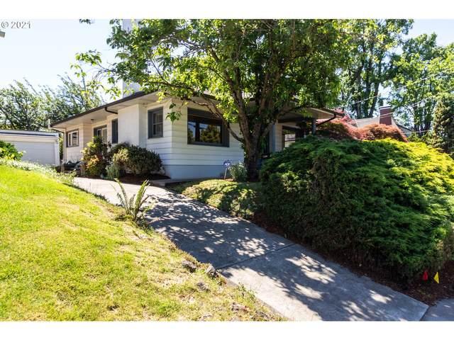 3224 E Burnside St, Portland, OR 97214 (MLS #21355391) :: Townsend Jarvis Group Real Estate