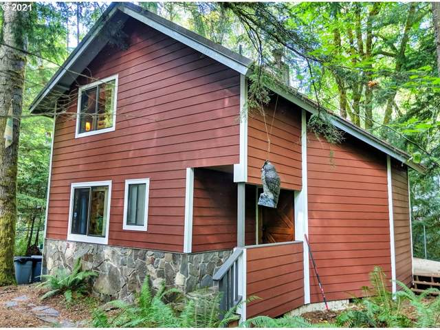 21341 E Mountain Creek Cir, Rhododendron, OR 97049 (MLS #21355643) :: Windermere Crest Realty