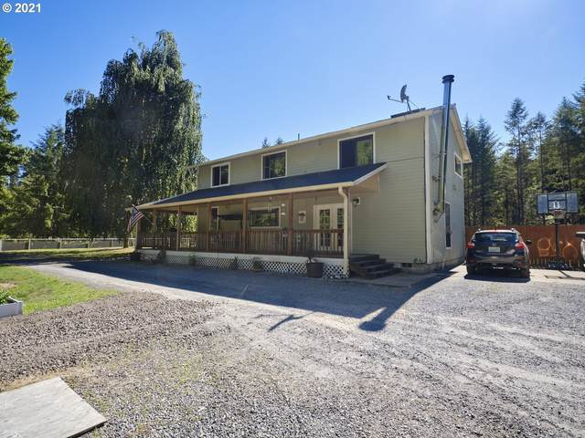 3406 NW Hayes Rd, Woodland, WA 98674 (MLS #21356120) :: Townsend Jarvis Group Real Estate
