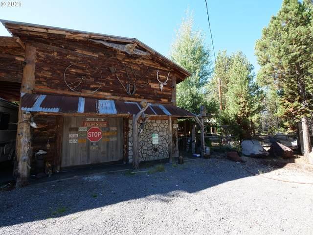 124250 Little Deschutes Dr, Crescent Lake, OR 97733 (MLS #21356157) :: Premiere Property Group LLC