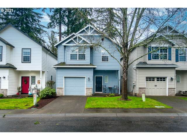 19780 SW Ashcroft Ln, Aloha, OR 97003 (MLS #21356217) :: Beach Loop Realty