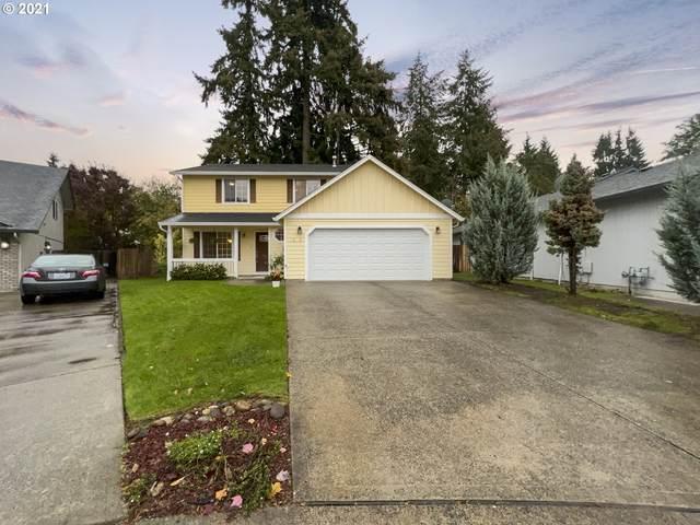 13115 NE 50TH Cir, Vancouver, WA 98682 (MLS #21356403) :: Lux Properties