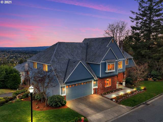 4021 NW Devoto Ln, Portland, OR 97229 (MLS #21356487) :: Duncan Real Estate Group