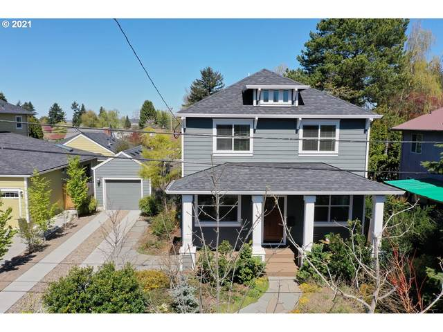 5141 NE Jarrett St, Portland, OR 97218 (MLS #21356590) :: Stellar Realty Northwest