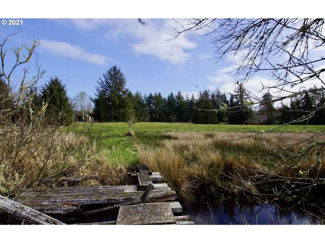 Railroad Ave, Gearhart, OR 97138 (MLS #21356640) :: Townsend Jarvis Group Real Estate