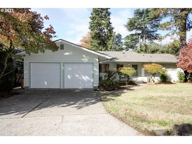 1395 NW 133RD Ave, Portland, OR 97229 (MLS #21356839) :: Stellar Realty Northwest